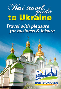 Best Travel Guide to Ukraine BestOfUkraine.com