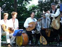 Ukrainian folk band